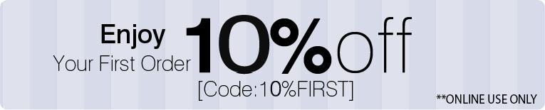 10% Coupon Code